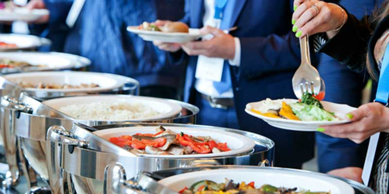 Catering Services within the United kingdom – The Cream from the Crop