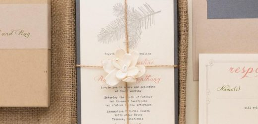 Strategies for Selecting Memorable Wedding Invites