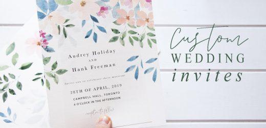 Wedding Invites – DIY Invitations or Designer?