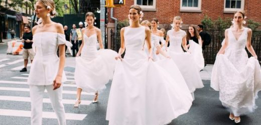 Wedding Dress Trends for 2020